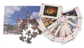 Carti de joc personalizate, Puzzle personalizat, Jocuri personalizate